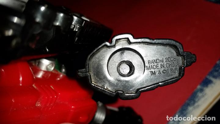 Figuras y Muñecos Power Rangers: LOTE 2 ROBOTS DE POWER RANGERS BANDAI 1996+PERSONAJE AÑO 1995 - AUTO MORPHIN NINJOR MEGAZORD - - Foto 7 - 239728085