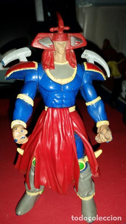 Figuras y Muñecos Power Rangers: LOTE 2 ROBOTS DE POWER RANGERS BANDAI 1996+PERSONAJE AÑO 1995 - AUTO MORPHIN NINJOR MEGAZORD - - Foto 8 - 239728085