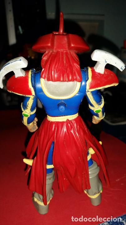 Figuras y Muñecos Power Rangers: LOTE 2 ROBOTS DE POWER RANGERS BANDAI 1996+PERSONAJE AÑO 1995 - AUTO MORPHIN NINJOR MEGAZORD - - Foto 9 - 239728085