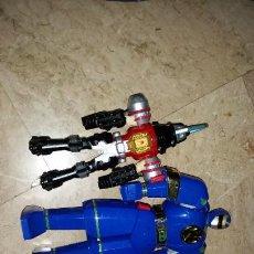 Figuras y Muñecos Power Rangers: LOTE 2 ROBOTS DE POWER RANGERS BANDAI 1996+PERSONAJE AÑO 1995 - AUTO MORPHIN NINJOR MEGAZORD -. Lote 239728085