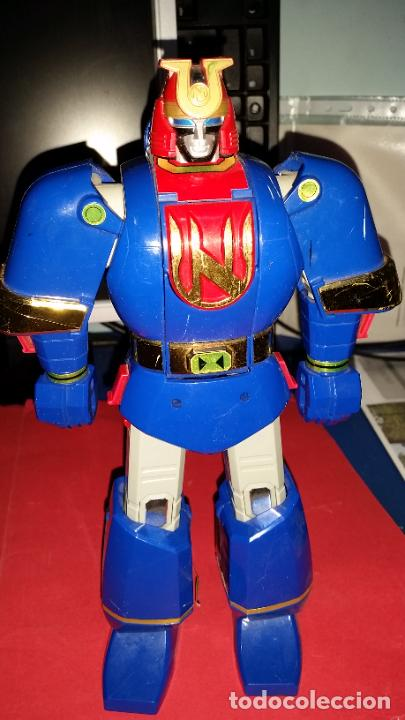 Figuras y Muñecos Power Rangers: LOTE 2 ROBOTS DE POWER RANGERS BANDAI 1996+PERSONAJE AÑO 1995 - AUTO MORPHIN NINJOR MEGAZORD - - Foto 11 - 239728085