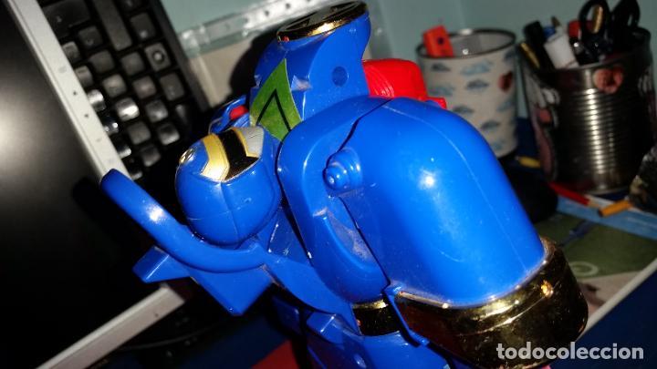 Figuras y Muñecos Power Rangers: LOTE 2 ROBOTS DE POWER RANGERS BANDAI 1996+PERSONAJE AÑO 1995 - AUTO MORPHIN NINJOR MEGAZORD - - Foto 12 - 239728085