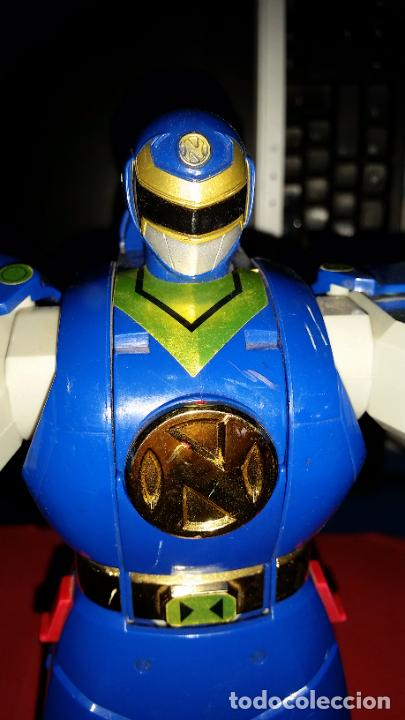 Figuras y Muñecos Power Rangers: LOTE 2 ROBOTS DE POWER RANGERS BANDAI 1996+PERSONAJE AÑO 1995 - AUTO MORPHIN NINJOR MEGAZORD - - Foto 14 - 239728085