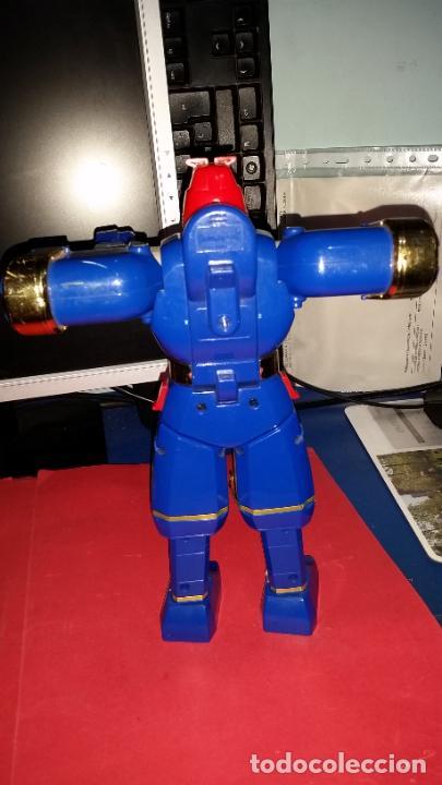 Figuras y Muñecos Power Rangers: LOTE 2 ROBOTS DE POWER RANGERS BANDAI 1996+PERSONAJE AÑO 1995 - AUTO MORPHIN NINJOR MEGAZORD - - Foto 15 - 239728085