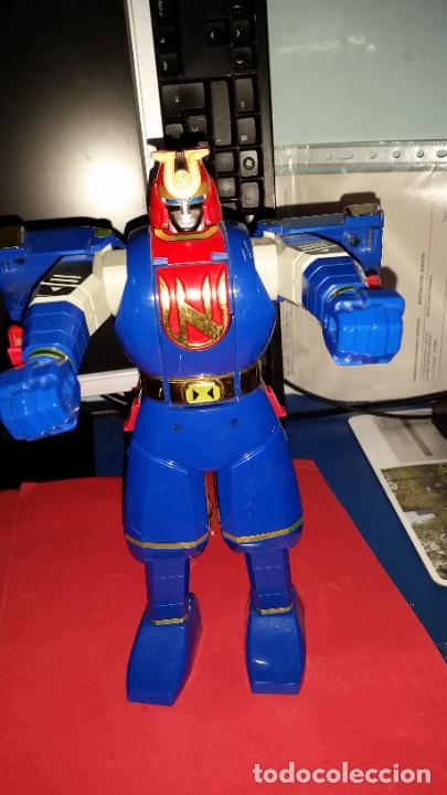 Figuras y Muñecos Power Rangers: LOTE 2 ROBOTS DE POWER RANGERS BANDAI 1996+PERSONAJE AÑO 1995 - AUTO MORPHIN NINJOR MEGAZORD - - Foto 16 - 239728085