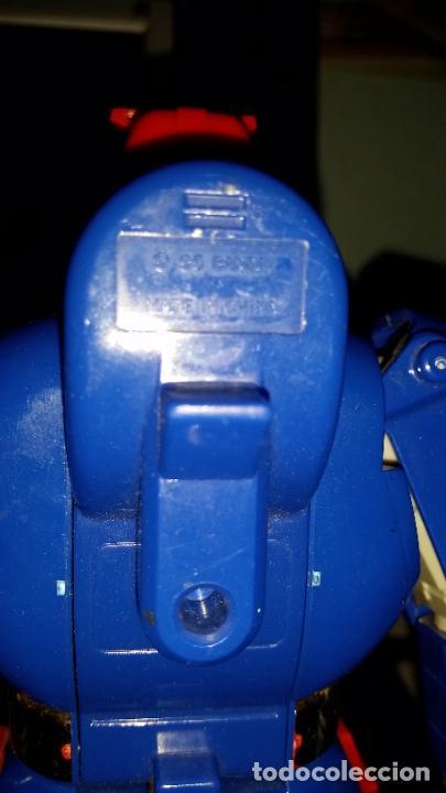 Figuras y Muñecos Power Rangers: LOTE 2 ROBOTS DE POWER RANGERS BANDAI 1996+PERSONAJE AÑO 1995 - AUTO MORPHIN NINJOR MEGAZORD - - Foto 17 - 239728085