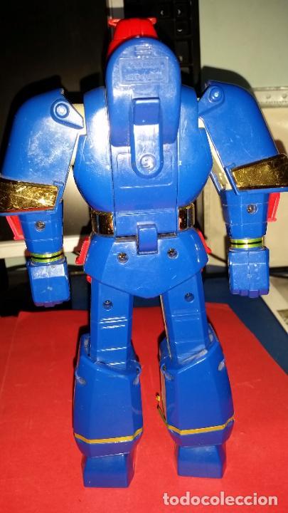 Figuras y Muñecos Power Rangers: LOTE 2 ROBOTS DE POWER RANGERS BANDAI 1996+PERSONAJE AÑO 1995 - AUTO MORPHIN NINJOR MEGAZORD - - Foto 18 - 239728085