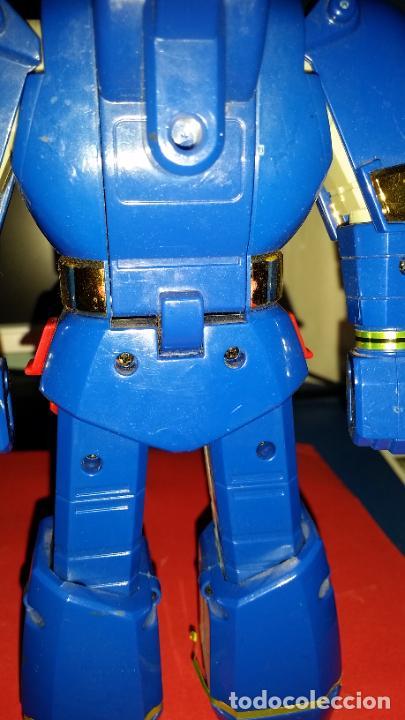 Figuras y Muñecos Power Rangers: LOTE 2 ROBOTS DE POWER RANGERS BANDAI 1996+PERSONAJE AÑO 1995 - AUTO MORPHIN NINJOR MEGAZORD - - Foto 19 - 239728085