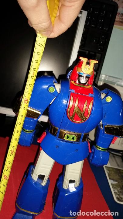 Figuras y Muñecos Power Rangers: LOTE 2 ROBOTS DE POWER RANGERS BANDAI 1996+PERSONAJE AÑO 1995 - AUTO MORPHIN NINJOR MEGAZORD - - Foto 20 - 239728085