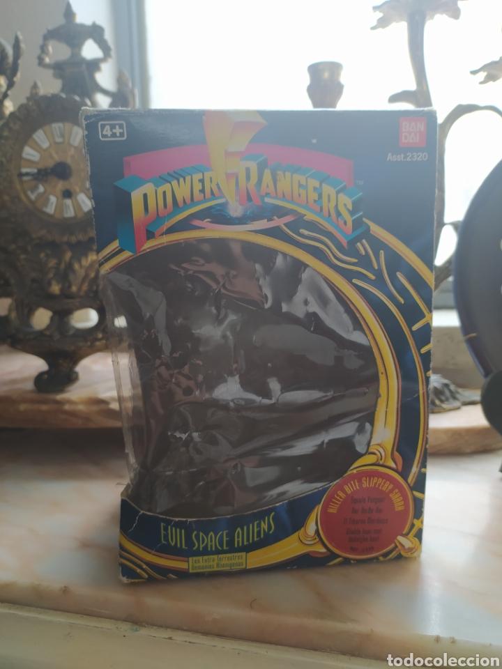 Figuras y Muñecos Power Rangers: Caja Power Rangers Evil Space Aliens - Foto 2 - 240439950
