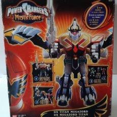 Figuras y Muñecos Power Rangers: MEGAZORD TITAN. POWER RANGERS MYSTIC FORCE. Lote 241189520