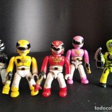 Figuras y Muñecos Power Rangers: POWER RANGERS COLECCION - POWER RANGERS MEGAFORCE 2012 BANDAI -. Lote 242148580