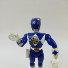 Figuras y Muñecos Power Rangers: POWER RANGERS KARATEKA AZUL BANDAI 94. Lote 243462935