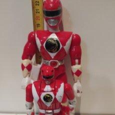Figuras y Muñecos Power Rangers: LOE DE POWERS RANGER BOOTLEG Y ORIGINAL. Lote 243803050