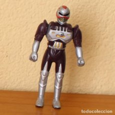 Figuras y Muñecos Power Rangers: FIGURA TIPO POWER RANGERS, PVC BRAZOS ARTICULADOS 11 CMS.. Lote 253208455