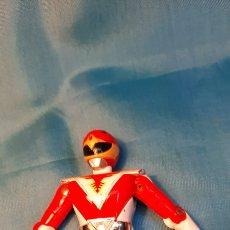 Figuras y Muñecos Power Rangers: POWER RANGER BIOMAN METALICO. Lote 253355585