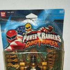 Figuras y Muñecos Power Rangers: POWER RANGERS DINO TRURDER BANDAY AÑOS 90. Lote 253485365
