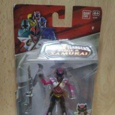 Figuras y Muñecos Power Rangers: BLISTER POWER RANGERS SÚPER SAMURÁI NUEVO Y PRECINTADO 2012. Lote 253930955