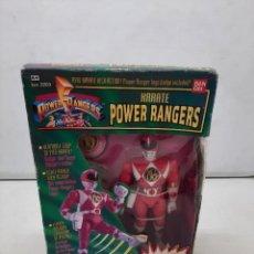 Figuras y Muñecos Power Rangers: POWER RANGERS KARATE KIMBERLY DE BANDAI EN CAJA PRECINTADO A ESTRENAR!!. Lote 254546520