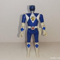 Figuras y Muñecos Power Rangers: POWER RANGERS : ANTIGUA FIGURA - BLUE RANGER AZUL - BILLY - BANDAI AÑOS 90 MIGHTY MORPHIN 1993. Lote 255672815