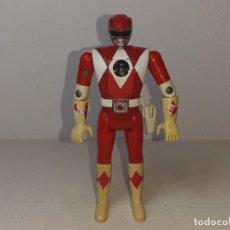 Figuras y Muñecos Power Rangers: POWER RANGERS : ANTIGUA FIGURA - RED RANGER ROJO - JASON - BANDAI AÑOS 90 MIGHTY MORPHIN 1993. Lote 255673020