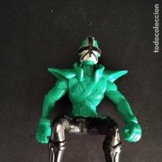 Figuras y Muñecos Power Rangers: RANGER VERDE PARA VEHICULO - POWER RANGERS SUPER SAMURAI 2010 BANDAI. Lote 256015695
