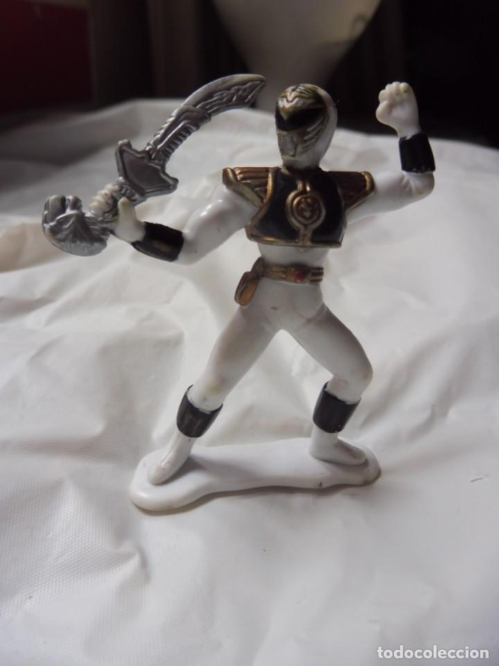 FIGURA PLÁSTICO POWER RANGERS, BANDAI 1994 (Juguetes - Figuras de Acción - Power Rangers)
