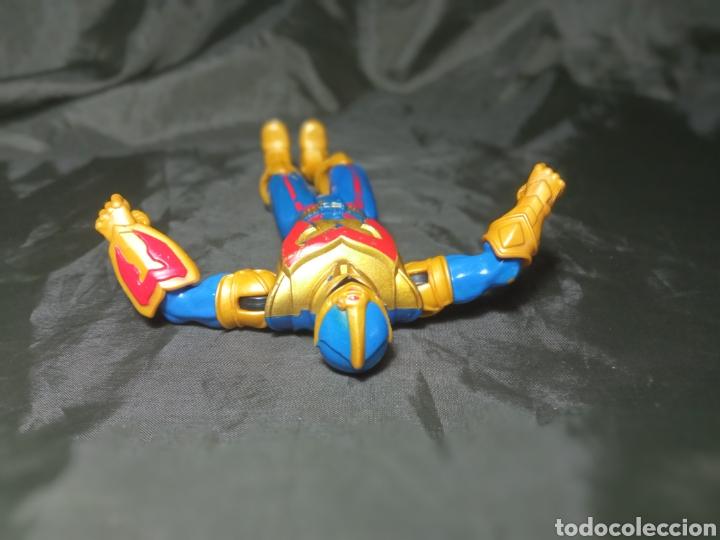 Figuras y Muñecos Power Rangers: Bandai 2005 power rangers 14,5 cm rodillas sueltas - Foto 3 - 258991355