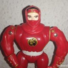 Figuras e Bonecos Power Rangers: MUÑECO FIGURA MIGHTY MORPHIN POWER RANGERS ROJO 1995 BANDAI. Lote 259972365
