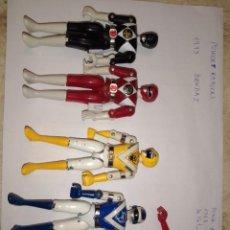 Figuras y Muñecos Power Rangers: POWER RANGERS. Lote 261295045
