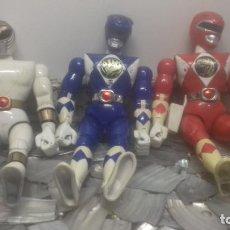 Figuras y Muñecos Power Rangers: MUÑECOS POWER RANGERS. Lote 262016620