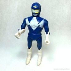 Figuras y Muñecos Power Rangers: FIGURA POWER RANGER - BOOTLEG -AZUL - 13.5 CM - SIN MARCA. Lote 262449290