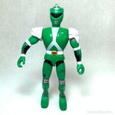 Figuras y Muñecos Power Rangers: FIGURA POWER RANGER - BOOTLEG - VERDE - 15.5 CM - SIN MARCA. Lote 262450560