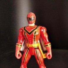 Figuras y Muñecos Power Rangers: RANGER ROJO - POWER RANGERS, FUERZA MISTICA. BANDAI 2005 MYSTIC FORCE.. Lote 262601490