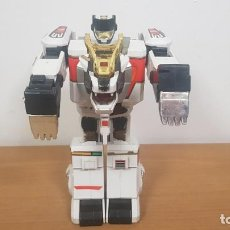 Figuras y Muñecos Power Rangers: ROBOT TRANSFORMER TIGERZORD POWER RANGERS 1994 DE BANDAI. Lote 262667570