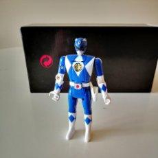 Figuras e Bonecos Power Rangers: FIGURA ARTICULADA POWER RANGER AZUL BANDAI 1993 BUEN ESTADO. Lote 264328236