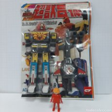 Figuras y Muñecos Power Rangers: BOOTLEG BIOMAN KIOSKO FERIA. Lote 264440684