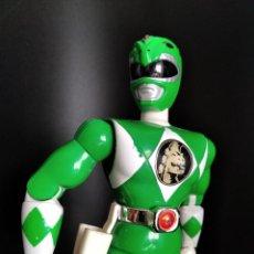 Figuras e Bonecos Power Rangers: RANGER VERDE (GREEN) 22 CM. - POWER RANGERS 1º SERIE 1993 MIGHTY MORPHIN -. Lote 265341899