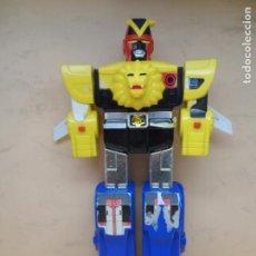 Figuras y Muñecos Power Rangers: FIGURA BIOMAN 3 LIVEMAN ROBOT 1988 BANDAI TOEI. Lote 266390703