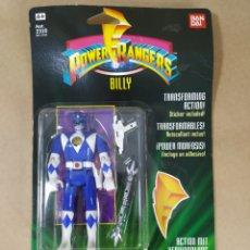 Figuras e Bonecos Power Rangers: POWER RANGER BILLY DE BANDAI. Lote 269223223