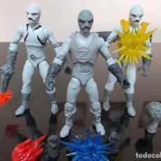 Figuras e Bonecos Power Rangers: PACK PUTTY PATROLLERS + MORPHIN Z PUTTY POWER RANGERS LIGHTNING HASBRO LOTE 3 FIGURAS. Lote 269382528