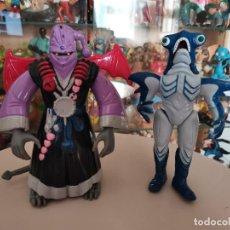 Figuras y Muñecos Power Rangers: MUÑECOS FIGURAS DE ACCION 1994 Y 1995 BANDAI , ENEMIGOS POWER RANGERS EVIL SPACE ALIENS Y OTRO. Lote 271426748