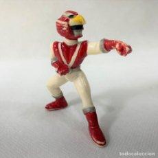 Figuras y Muñecos Power Rangers: FIGURA BIOMAN ROJO - TOEI - YOLANDA - AÑO 1988. Lote 276454918