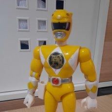 Figuras y Muñecos Power Rangers: POWER RANGERS AMARILLO BANDAI 93.. Lote 276597923