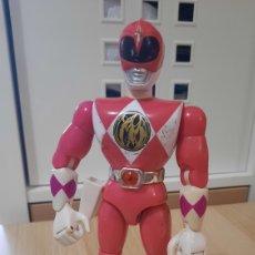Figuras y Muñecos Power Rangers: POWER RANGERS ROSA BANDAI 93.. Lote 276597968