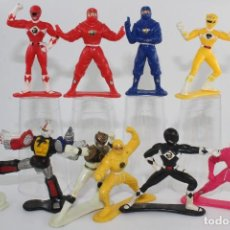 Figuras y Muñecos Power Rangers: 1995 SABAN BANDAI MIGHTY MORPHIN POWER RANGERS COLLECTIBLE FIGURES THE MOVIE SERIES LOTE 10. Lote 278207603