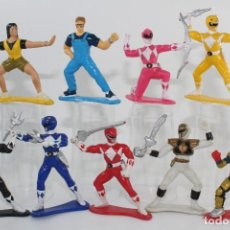 Figuras y Muñecos Power Rangers: 1993-1994 SABAN BANDAI MIGHTY MORPHIN POWER RANGERS COLLECTIBLE FIGURES LOTE 9. Lote 278208998