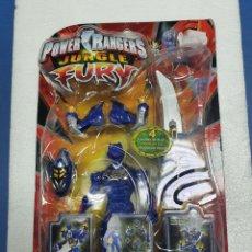 Figuras y Muñecos Power Rangers: POWER RANGER FIGURA JUNGLE FURY BANDAI. Lote 278230223