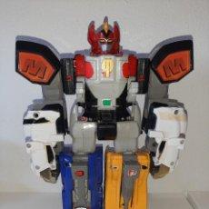 Figuras y Muñecos Power Rangers: POWER RANGERS : ANTIGUO ROBOT DINO MEGAZORD DE LUXE MIGHTY MORPHIN BANDAI AÑO 1991. Lote 278414228