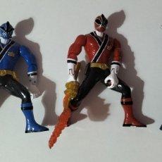 Figuras y Muñecos Power Rangers: LOTE POWER RANGERS BANDAI. Lote 278669193